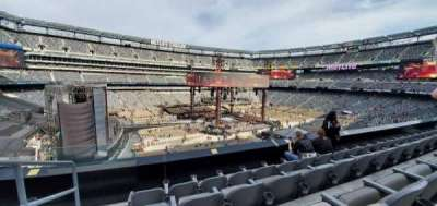 MetLife Stadium section 242