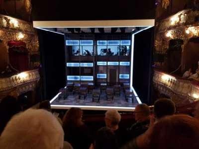 Apollo Theatre section Dress circle