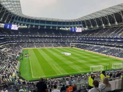 Tottenham Hotspur Stadium section 325