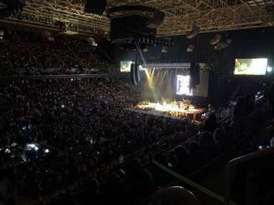 Greensboro Coliseum section 226