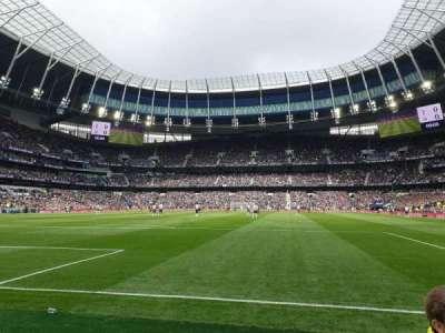 Tottenham Hotspur Stadium section 252