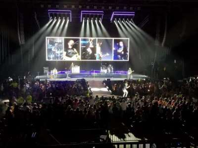 BancorpSouth Arena, section: 211, row: 4, seat: 14