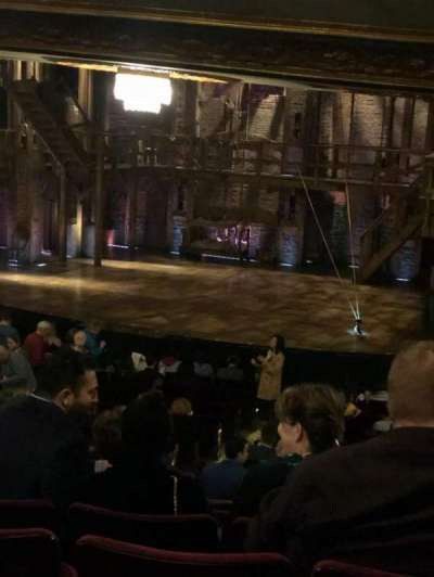 Richard Rodgers Theatre section Right orchestra