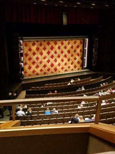 Chapman Music Hall - Tulsa Performing Arts Center, section: Left Mezzanine, row: E, seat: 3
