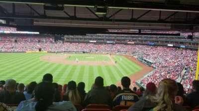Busch Stadium section LP3BR