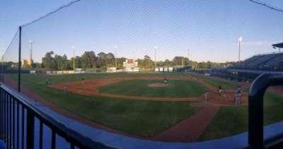 Hank Aaron Stadium, section: J, row: 1, seat: 1