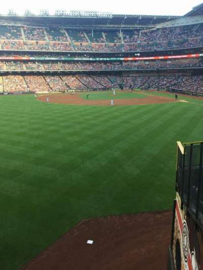 Minute Maid Park, section: 100, row: 11, seat: 9