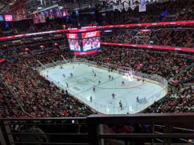 Capital One Arena section 422