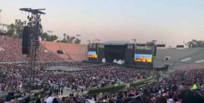 Rose Bowl section 15-H