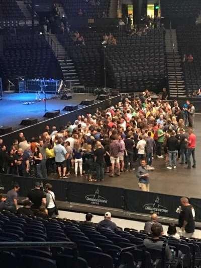 Bridgestone Arena section 115