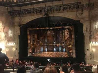 Orpheum Theatre (San Francisco), section: Mezannine, row: D, seat: 18