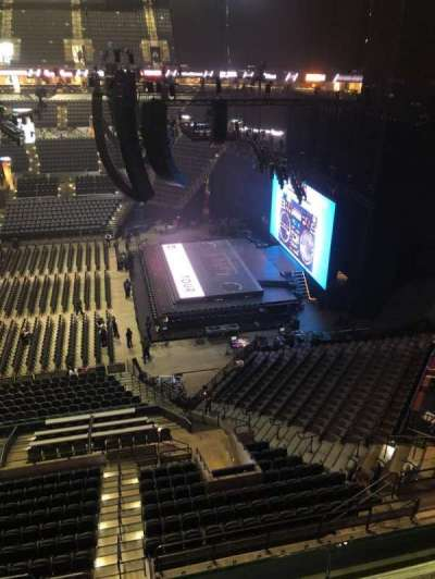 AT&T Center section 222DA
