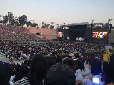 Rose Bowl section 16-H