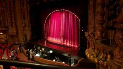 Ohio Theatre (Columbus) section Loge A