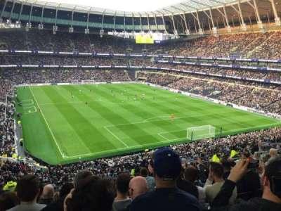 Tottenham Hotspur Stadium section 325