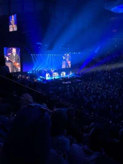 Allen County War Memorial Coliseum, section: 220, row: 23, seat: 9