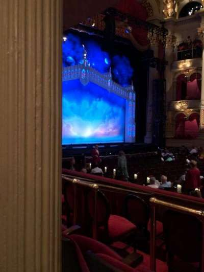 Academy of Music, section: Parquet Circle H, row: U, seat: 29