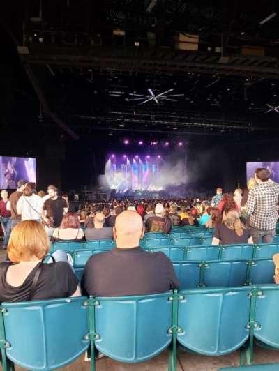BB&T Pavilion section 202