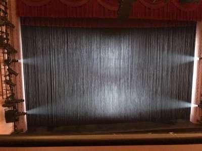 Samuel J. Friedman Theatre, section: Premier Circle C, row: AA, seat: 107