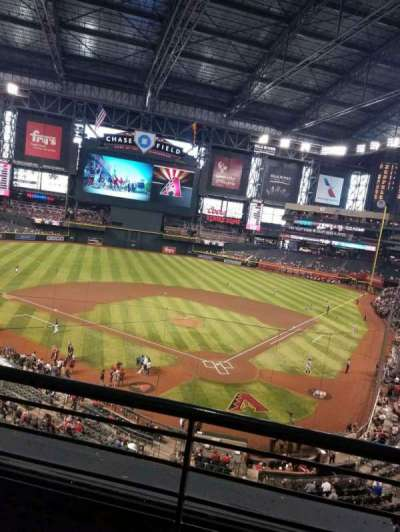 Chase Field section 210G