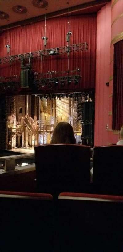 Kansas City Music Hall, section: Box 13, row: 13, seat: 1