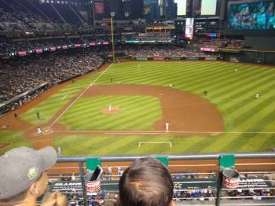 Chase Field section 310