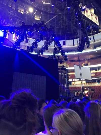 United Center section GA Floor Standing