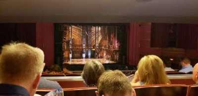 Kansas City Music Hall, section: LOGE LC, row: C, seat: 5