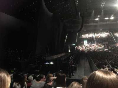 Arena Birmingham section 12 Lower