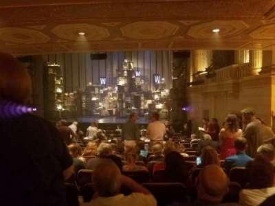 Samuel J. Friedman Theatre section Orchestra R