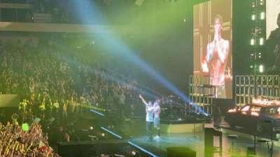 BJCC Arena section 26L