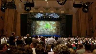 Keller Auditorium section Orchestra C