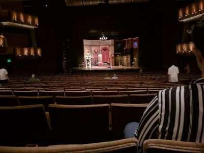 Ahmanson Theatre section Orch