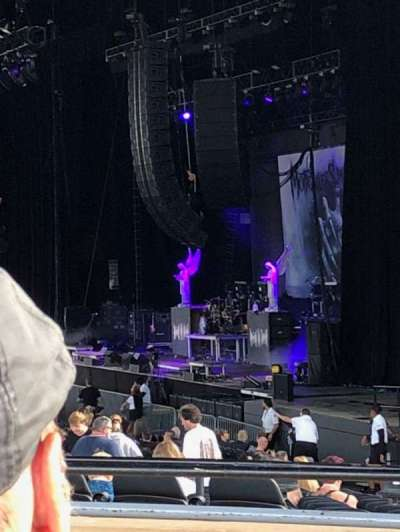 Hollywood Casino Amphitheatre (Tinley Park) section 201