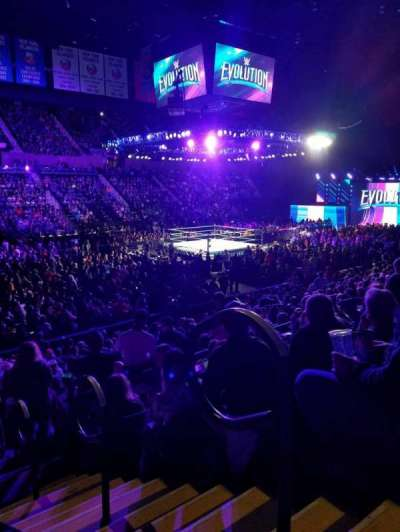 Nassau Veterans Memorial Coliseum section 106