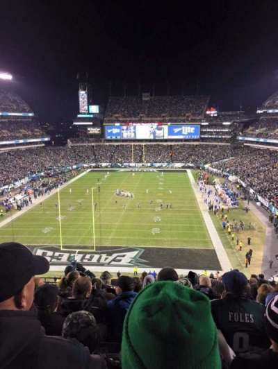 Lincoln Financial Field section M11