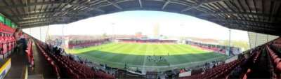 Alexandra Stadium section E