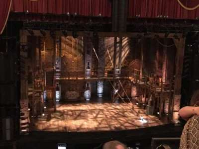 Orpheum Theatre (Memphis) section Box 25