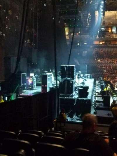 Bridgestone Arena section 114