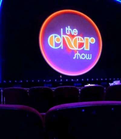 Neil Simon Theatre, section: Orchestra L, row: c, seat: 3