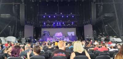 iThink Financial Amphitheatre, section: 2, row: W, seat: 26