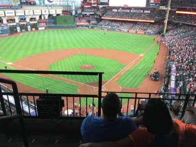 Minute Maid Park section 318