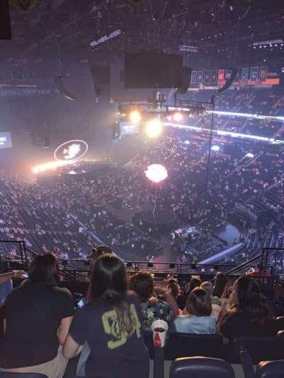 Bridgestone Arena section 331
