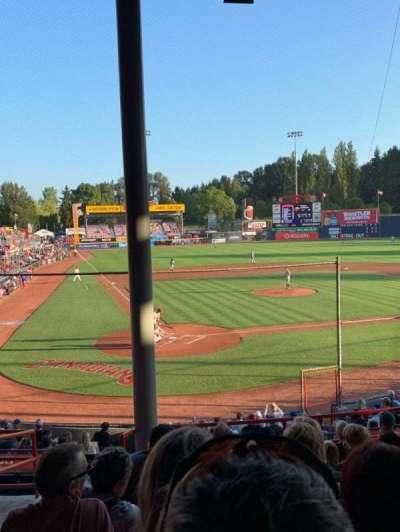 Nat Bailey Stadium, section: 3, row: 9, seat: 22