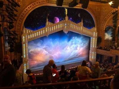 Eugene O'Neill Theatre section Mezzanine L