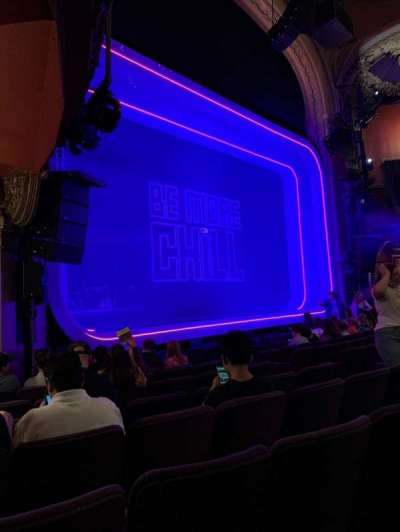 Lyceum Theatre (Broadway), section: Orchestra L, row: J, seat: 17