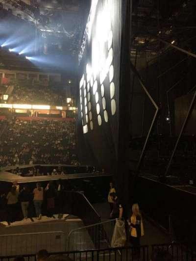 AO Arena section 115