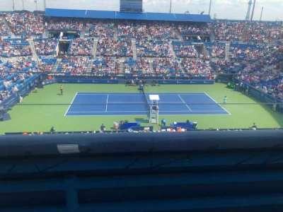 Lindner Family Tennis Center, Center Court