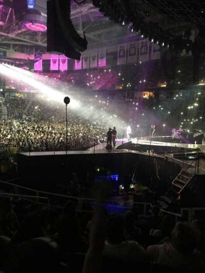 Times Union Center, section: 116, row: K, seat: 5