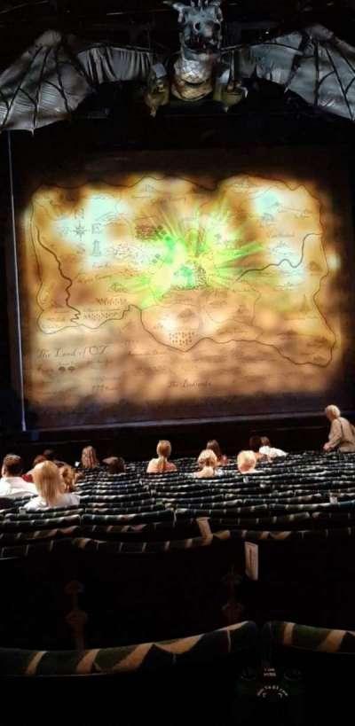 Apollo Victoria Theatre section Stalls